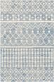 Izmir Denim Ivory Hand Tufted Rug *Backorder