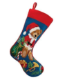Bear Presents Christmas Stocking<font color =a8bb35> Sold out</font>