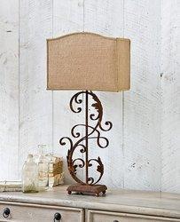 Metallic Table Lamps