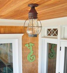 Flushmount Lanterns