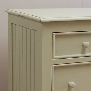 Farmhouse Open Bedside Table