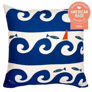 Nautical Throw Pillows