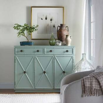 Cottage Bookcases & Cabinets