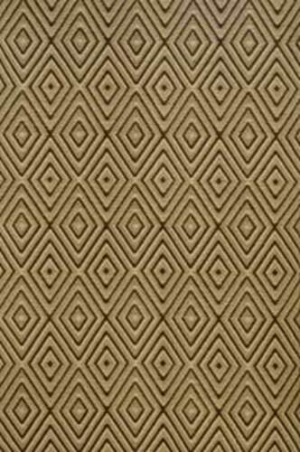 Dash and Albert Diamond Brown/Khaki Indoor/Outdoor Rug <font color=CF2317>20% OFF</font>