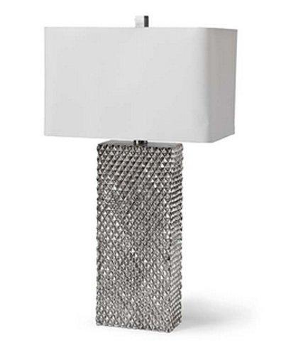 Platinum Column Lamp