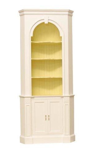 Shellback Corner Cupboard