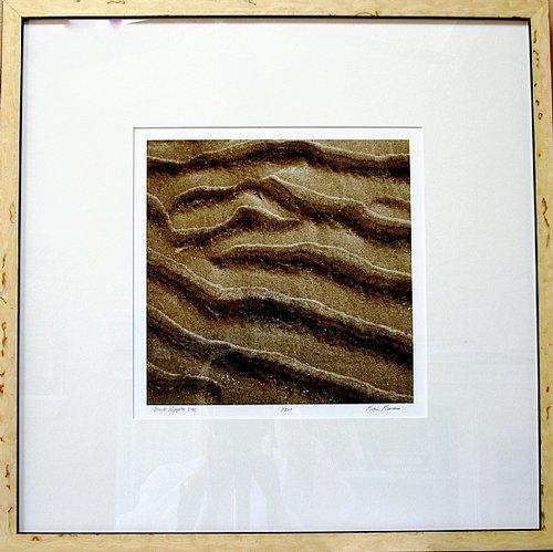 Sand Ripples 4 Giclee