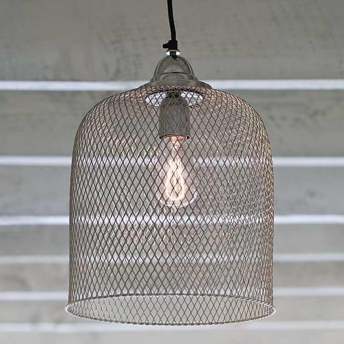 Cage Pendant Light
