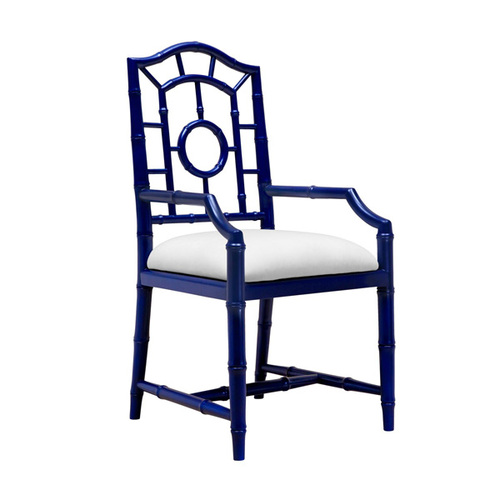 Chloe Arm Chair in Four Colors