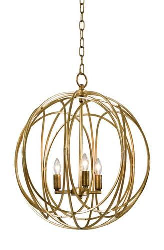 Ofelia Chandelier in Three Sizes