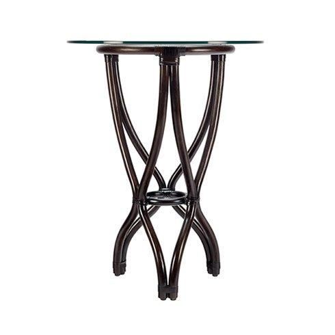 Tertia Hallway Table in Clove or Nutmeg