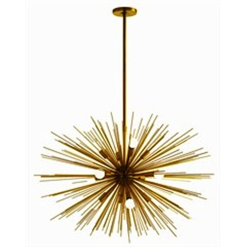 Zanadoo Large 12-Light Chandelier .