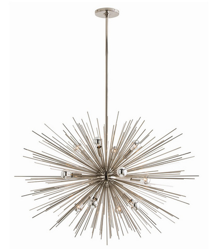 Zanadoo Large 12-Light Chandelier