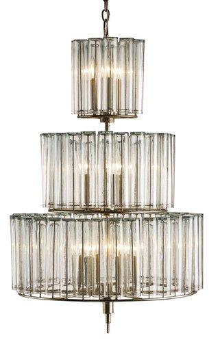 Bevilacqua 12-Light Chandelier Medium