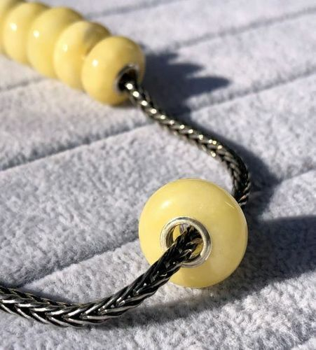 5 Pcs Wholesale Amber Pandora Beads - SOLD OUT