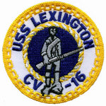 CV-16 USS Lexington