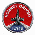 F-18 Hornet Driver
