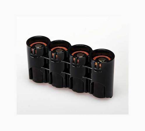 Battery Holder for CR123 Cells
