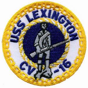CV-16 USS Lexington