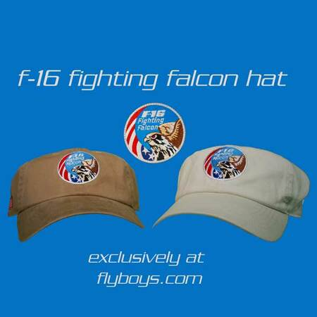 F-16 Fighting Falcon Hat