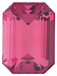Cushion 7 mm NATURAL Pink TOURMALINE 1.70 Ct AAA Quality