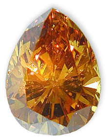 carat fancy clarity brown yellow diamonds cushion diamond brownish shape