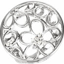 Shop 0.17 Carat Floral-Inspired Diamond Ring