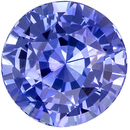 Deal on 2.18 carat Cornflower Blue Sapphire Gem in Round Cut, No Heat with GIA Cert.