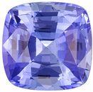 Very Special 2.6 carats Blue Sapphire Cushion Genuine Gemstone, 7.9 x 7.7 mm