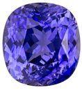 Stunning Purple Sapphire Gemstone, Cushion Cut, 5.28 carats, 9.99 x 9.28 x 6.65 mm , GIA Certified - A Low Price
