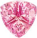 Gorgeous Pink Tourmaline 2.76 carats, Trillion shape gemstone, 9.2  mm