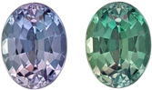 Super Low Price GIA Certified Alexandrite Gemstone in Oval Cut, 0.55 carats, Light Teal to Light Eggplant, 5.62 x 4.28 x 2.93 mm