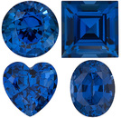 Chatham Lab Blue Sapphire