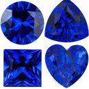 Imitation Blue Sapphire