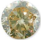Fancy Brownish Yellow Diamond 0.86 carats