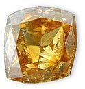 Fancy Brownish Yellow Diamond 1.03 carats