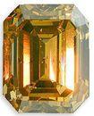 Fancy Slightly Greenish Brownish Yellow Diamond 2.32 carats