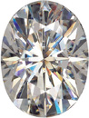 Forever One Moissanite GHI Near Colorless Oval