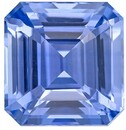 Great Buy on This Stone Octagon Cut Gorgeous Blue Sapphire Loose Gemstone, 3.06 carats, 7.9 x 7.6 mm , Stunning Fine Stone