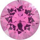 Pink Spinel Round Cut in Grade GEM