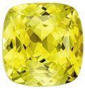 Stunning Chrysoberyl Gemstone, 2.87 carats, Cushion Shape, 8.6 x 8.3 mm, Great Buy on This Stone
