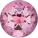 Swarovski  Baby Pink Passion Topaz Round Cut in Grade AAA