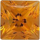 Swarovski Gems Golden Princess Genuine Citrine  in Grade GEM