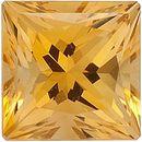 Swarovski Gems Saffron Princess Genuine Citrine  in Grade GEM