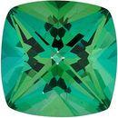 Swarovski  Rainforest Passion Topaz Antique Square Cut in Grade AAA