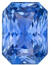 Truly Stunning  Radiant Cut Gorgeous Blue Sapphire Loose Gemstone, 2.77 carats, 9 x 6.6 mm , A Must Have Gem