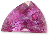 Unique Cut Pink Sapphire Gemstone 2.32 carats