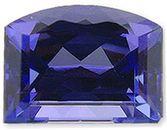 Uniquely Cut NaturalTanzanite Gemstone 3.02 carats