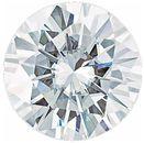 Value Grade Moissanite GHI Color Round