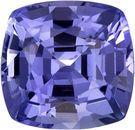 Antique Square Cut Blue Sapphire Cornflower Blue Color Ceylon, 7.6 x 7.3 mm, 2.53 carats - SOLD